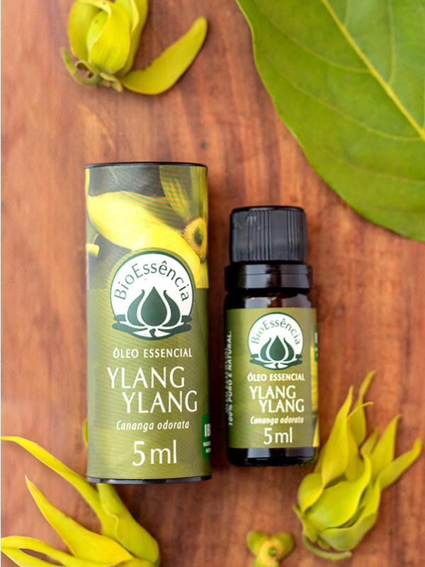 Óleo Essencial de Ylang Ylang 5ML